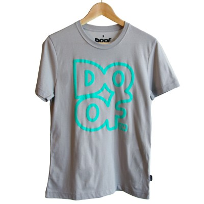 Doof Tee - Outline (Grey)