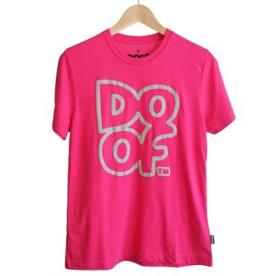 Doof Tee - Outline (Pink)