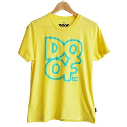 Doof Tee - Outline (Yellow)