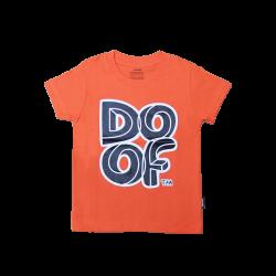 Doof Tee - Maze (Orange)