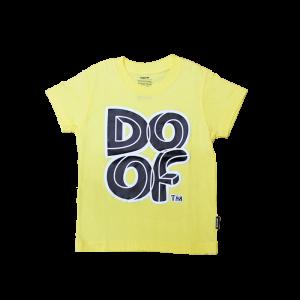 Doof Tee - Maze (Yellow)